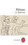 """Couverture du livre : """"Le Satiricon"""""""