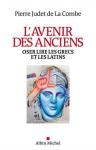 """Couverture du livre : """"L'avenir des Anciens"""""""