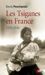 """Couverture du livre : """"Les Tsiganes en France"""""""