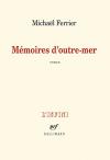 """Couverture du livre : """"Mémoires d'outre-mer"""""""