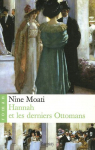 """Couverture du livre : """"Hannah et les derniers Ottomans"""""""