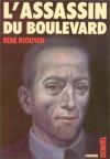 """Couverture du livre : """"L'assassin du boulevard"""""""