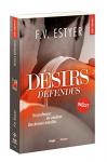 """Couverture du livre : """"Désirs défendus"""""""