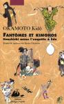 """Couverture du livre : """"Fantômes et kimonos"""""""