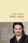 """Couverture du livre : """"Match retour"""""""