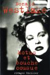 """Couverture du livre : """"Motus et bouche cousue"""""""