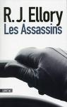 """Couverture du livre : """"Les assassins"""""""