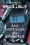 """Couverture du livre : """"Les sentiers du désastre"""""""