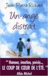 """Couverture du livre : """"Un ange distrait"""""""