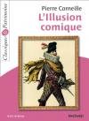 """Couverture du livre : """"L'illusion comique"""""""