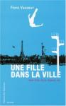 """Couverture du livre : """"Une fille dans la ville"""""""