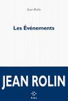 """Couverture du livre : """"Les événements"""""""