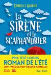 """Couverture du livre : """"La sirène et le scaphandrier"""""""