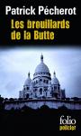 """Couverture du livre : """"Les brouillards de la Butte"""""""
