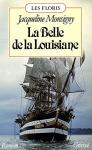 """Couverture du livre : """"La belle de la Louisiane"""""""