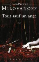 """Couverture du livre : """"Tout sauf un ange"""""""