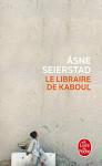 """Couverture du livre : """"Le libraire de Kaboul"""""""