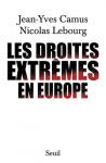 """Couverture du livre : """"Les droites extrêmes en Europe"""""""