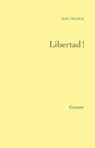 """Couverture du livre : """"Libertad !"""""""