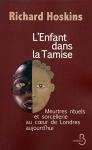 """Couverture du livre : """"L'enfant dans la Tamise"""""""