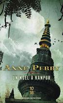 """Couverture du livre : """"Un Noël à Kanpur"""""""