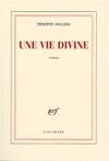 """Couverture du livre : """"Une vie divine"""""""
