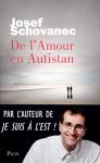"""Couverture du livre : """"De l'amour en Autistan"""""""