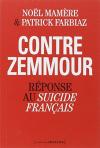 """Couverture du livre : """"Contre Zemmour"""""""