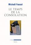 """Couverture du livre : """"Le temps de la consolation"""""""