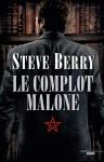 """Couverture du livre : """"Le complot Malone"""""""