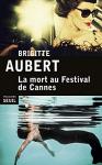 """Couverture du livre : """"La mort au festival de Cannes"""""""