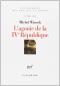 """Couverture du livre : """"L'agonie de la IVe République"""""""