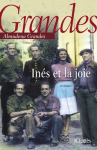 """Couverture du livre : """"Inès et la joie"""""""