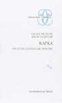"Couverture du livre : ""Kafka"""