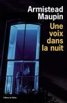 """Couverture du livre : """"Une voix dans la nuit"""""""