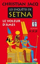 """Couverture du livre : """"Le voleur d'âmes"""""""