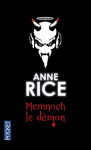 """Couverture du livre : """"Memnoch le démon"""""""
