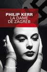 """Couverture du livre : """"La dame de Zagreb"""""""