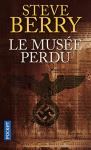 """Couverture du livre : """"Le musée perdu"""""""