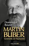 """Couverture du livre : """"Martin Buber"""""""