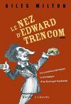 """Couverture du livre : """"Le nez d'Edward Trencom"""""""