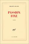 """Couverture du livre : """"Passion fixe"""""""