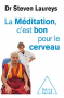 """Couverture du livre : """"La méditation, c'est bon pour le cerveau"""""""