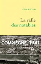 """Couverture du livre : """"La rafle des notables"""""""