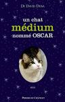"""Couverture du livre : """"Un chat médium nommé Oscar"""""""