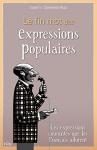 """Couverture du livre : """"Le fin mot des expressions populaires"""""""