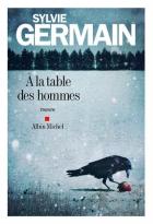 """Couverture du livre : """"À la table des hommes"""""""