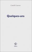 """Couverture du livre : """"Quelques-uns"""""""