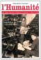 """Couverture du livre : """"L'Humanité, de Jean Jaurès à Marcel Cachin, 1904-1939"""""""