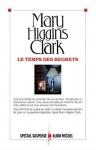 """Couverture du livre : """"Le temps des regrets"""""""